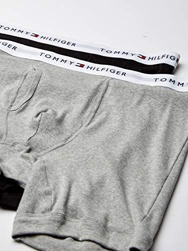 Tommy Hilfiger Men's Underwear Multipack Cotton Classics Boxer Briefs at Men's Clothing store