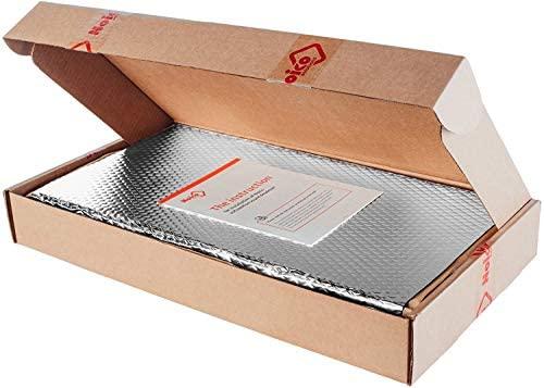 Noico 80 mil car Sound deadening mat, Butyl Automotive Sound Deadener, Audio Noise Insulation and dampening (18 sqft): Automotive