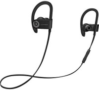 Beats By Dr. Dre Powerbeats3 Wireless In-Ear Stereo Headphones Bluetooth - Black (Renewed): Electronics