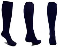 6 Pairs of Unisex Compression Socks (15-20mmHg) for Running, Nurses, Shin Splints, Travel, Flight, Pregnancy & Maternity: Clothing