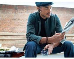 Motorola H730 Bluetooth Wireless Headset - Alexa Enabled - Black - Retail (MH010A - New Version)