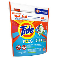 Tide PODS Ocean Mist Scent HE Turbo Laundry Detergent Pacs, 16 count, 14 Ounce: : Grocery & Gourmet Food