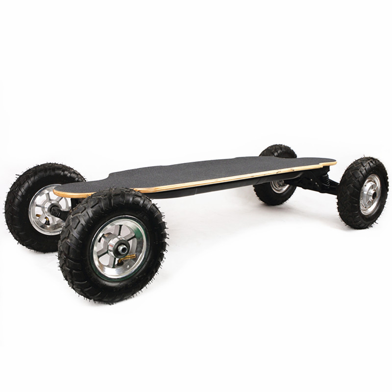 Highway electric skateboard Inflatable Wheel Wireless Bluetooth Remote Control Adult Scooter Four-wheeled Outdoor
