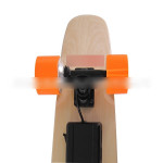 Electric Skateboard Four Wheel Remote Control Scooter Adult 7 Layer Maple Leaf