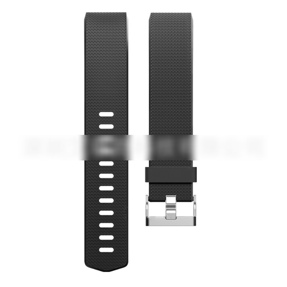 Silicone Replacement Band Compatible for Fitbit Charge 2, Classic & Special Edition