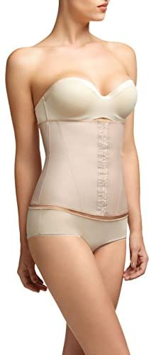 Squeem - Perfectly Curvy, Women's Firm Control Strapless Waist Cincher at Women's Clothing store