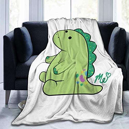 "Li Huing Moriah -Elizabeth-Me Ultra-Soft Micro Fleece Blanket 60""X50"": Home & Kitchen"