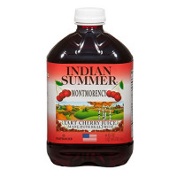 Indian Summer 100% Juice, Montmorency Cherry, 46 Ounce (Pack of 8) : Fruit Juices : Grocery & Gourmet Food