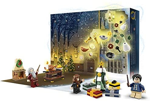 LEGO Harry Potter Advent Calendar 75964 Building Kit (305 Pieces) (Discontinued by Manufacturer): Toys & Games