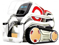 IPG for Cozmo Robot Face Screen Guard KIT Excellent Protector from Unexpected Attacks of Kids and Pets. Include Wheels & Bumpers Decoration Set (Brushed Gold): Toys & Games