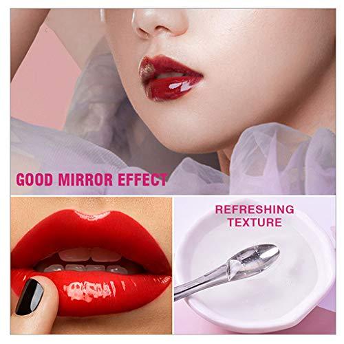 Eakroo Moisturize Lip Gloss Base, Lip Gloss Base Oil Material Lip Makeup Primers, Non-Stick Lipstick Primer for DIY Handmade Lip Balms Lip Gloss -100g (Moisturize) : Beauty