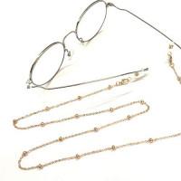 Women's Eyeglass Mask Glasses Chains Eyewear Strap Holder Retainer Chain 2 PCS at Men's Clothing store