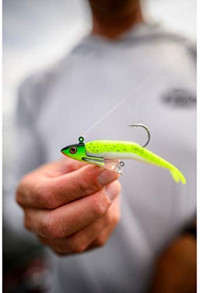 Gulp! Alive! Minnow : Artificial Fishing Bait : Sports & Outdoors
