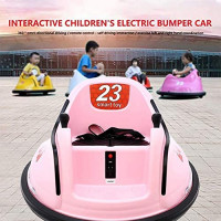 FXQIN Bumper Cars for Kids to Ride Electric Vehicle Remote Control 360 Spin for Toddler, Gift for Christmas Xmas DIY Race Car for Boy Toy Ride On Bumper Car with 360 Spin : Sports & Outdoors