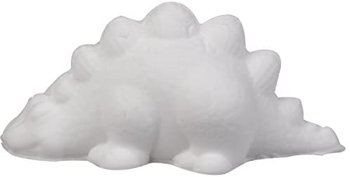 Floof Modeling Clay - Reuseable Indoor Snow - Endless Creations with 3 Dinosaur Molds and Dino Track Roller.: Toys & Games
