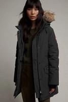 Fashion Goose Canada Down Women's Trillium Parka Fusion fit Coat: Clothing