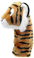 The Puppet Company - Golf Club Covers - Tiger: Toys & Games
