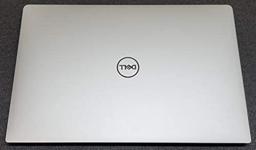 """2018 Dell XPS 9370 Laptop, 13.3"""" UHD InfinityEdge Touch Display, 8th Gen Intel Core i5-8250U, 8GB RAM, 128 GB SSD, Fingerprint Reader, Windows 10, Silver: Computers & Accessories"""
