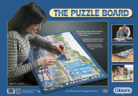 Gibsons The Puzzle Board: Toys & Games