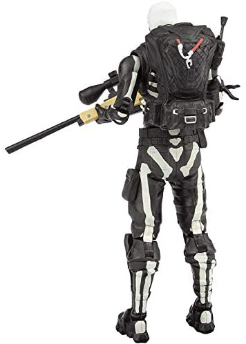 Fortnite Skull Trooper Premium Action Figure ( ages 12 and up ): Toys & Games