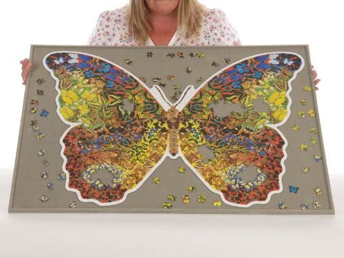 jigthings JIGBOARD 2000 - Jigsaw Puzzle Board for up to 2,000 Pieces from: Toys & Games
