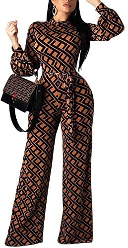 Women's Sexy Jumpsuits Elegant Long Sleeve Long Pants Straight Long Pants Clubwear Denim Rompers with Pockets: Clothing