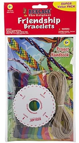 Friendship Bracelets Super Value Pack: Jewelry Making Kits: Paintings