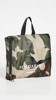 Eastpak Men's Kerr Instant Packable Tote, Instant Camo, Print, Brown, One Size   Travel Totes
