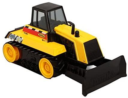 Tonka Steel Classic Bulldozer: Toys & Games