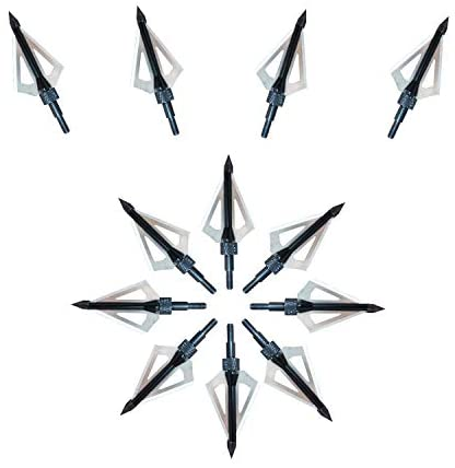 20 22 Inch Crossbow Bolts and Crossbow Broadheads Set Carbon Crossbow Arrows for Hunting and Outdoor Practice, 12pcs Orange Arrows 12pcs Broadheads(24 Pack) (22) : Sports & Outdoors