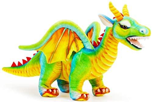 Drevnar The Dragon - 24 Inch Stuffed Animal Plush - by Tiger Tale Toys: Toys & Games