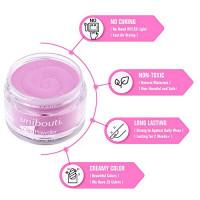 Nail Dip Powder Acrylic Powder Cappuccino Bubble Glitter Color 1oz, Dipping Powder for Salon Home Use : Beauty
