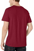 Nautica Men's Short Sleeve Solid Crew Neck T-Shirt