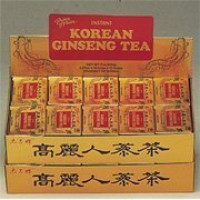 Prince of Peace Korean Ginseng - Instant Tea 2 grams 100 foil packets (Pack of 2) : Grocery Tea Sampler : Grocery & Gourmet Food
