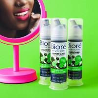 Bioré 19430 Deep Pore Charcoal Daily Face Wash: Beauty