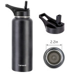 500-1000ml Vacuum Insulated 18/8 Stainless Steel  Water Bottle