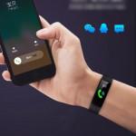Smart Bracelet 115plus Blood Pressure Heart Rate Sports Bracelet Men And Women Color Screen Step Bracelet Watch