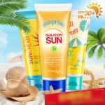 UVA/UVB Protection, Hypoallergenic, Paraben Free, Gluten Free Moisturizing Sunscreen Lotion