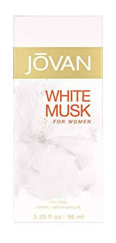 Jovan Musk For Women Eau De Cologne Spray 100Ml, Pack Of 2, 3.4 Fl Oz : Beauty