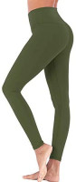 "ECHOINE Womens Yoga Legging - Buttery Soft Tummy Control High Waist Workout Pants Sports Legging Tights 20""/25"" at Women's Clothing store"