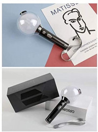 ZeYuKeJi BTS Light Stick Map of The Soul 7 Special Edition, Army Bomb Lightstick, Bluetooth Connection APP to Adjust The Light Color: Home & Kitchen