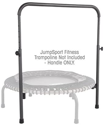 """JumpSport Handle Bar Accessory For 44"""" Arched Leg Fitness Trampolines, Fits Only 44"""" Diameter JumpSport Rebounder, Trampoline Not Included (HAN-S-20666-00) : Sports & Outdoors"""