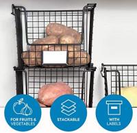 iDesign Basic, Bin Label Holders: Home & Kitchen