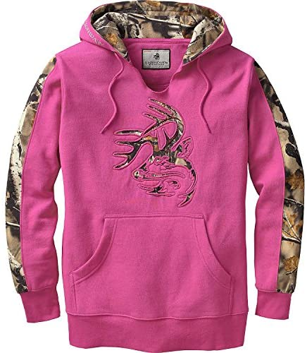 Legendary Whitetails Women's Camo Outfitter Hoodie: Clothing