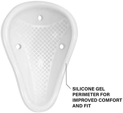 EliteTek Athletic Cup Groin Protector Adult &Youth Athletic Supporters for Men - Flex Cup: Clothing