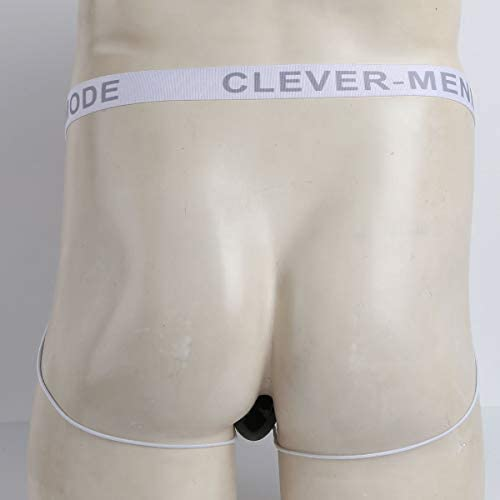 Freebily Athletic Supporter Jockstrap Thai Cup Athletic Groin Cup for Close Contact Sports at Men's Clothing store