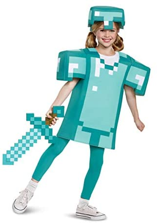 Disguise Minecraft Sword Costume Accessory, One Size: Toys & Games