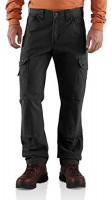 Carhartt Men's Ripstop Cargo Work Pant: Casual Pants: Clothing