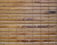 Cordless Woven Wood Roman Shades, 26W x 36H, Hatteras Camel, Sizes 20-72 Wide and 24-72 High: Home & Kitchen