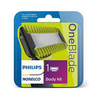 Philips Norelco OneBlade Body Kit, 3 pieces, QP610/80: Beauty